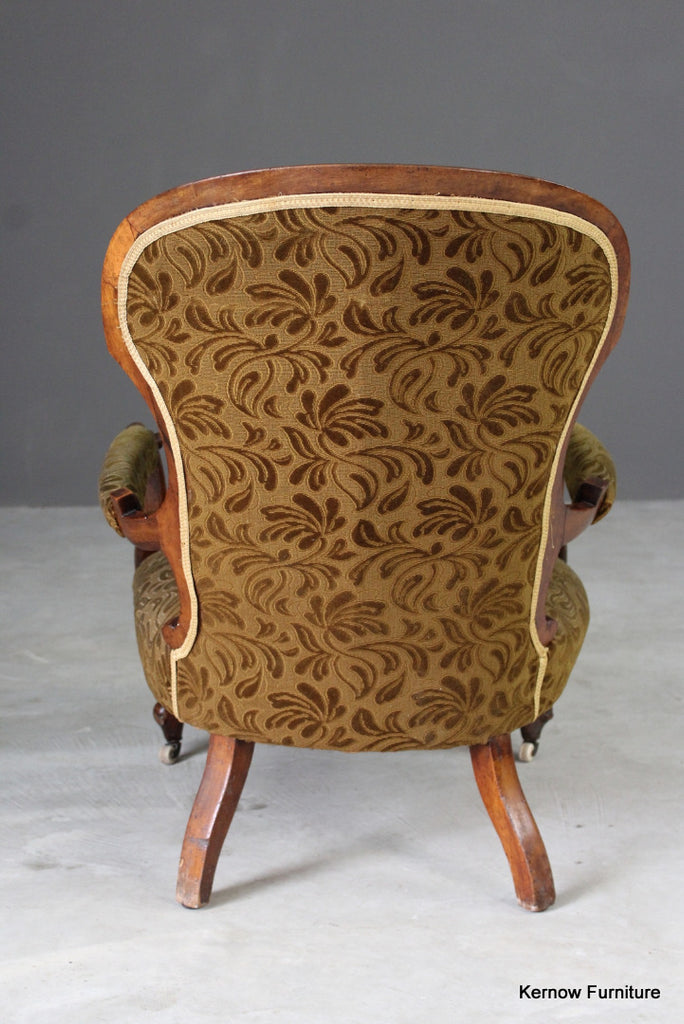 Victorian Spoon Back Chair - Kernow Furniture