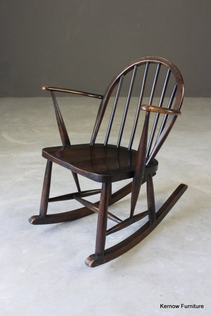 Ercol Rocking Chair - Kernow Furniture