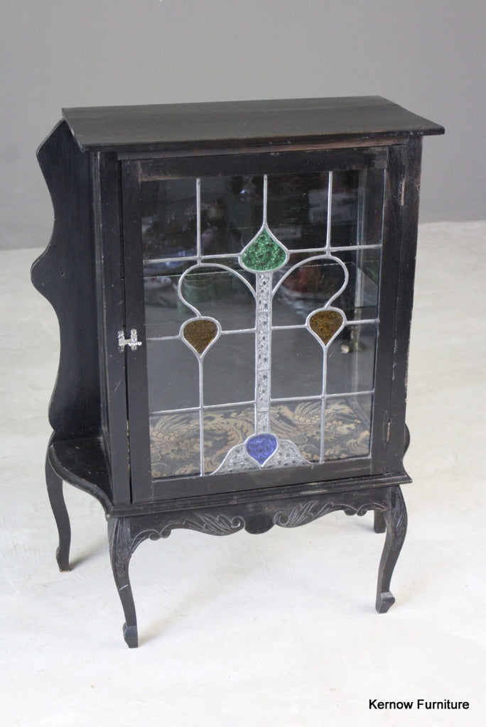Glazed Display Cabinet - Kernow Furniture