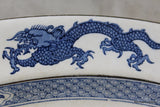 Booths Dragon Meat Plate - vintage retro and antique furniture
