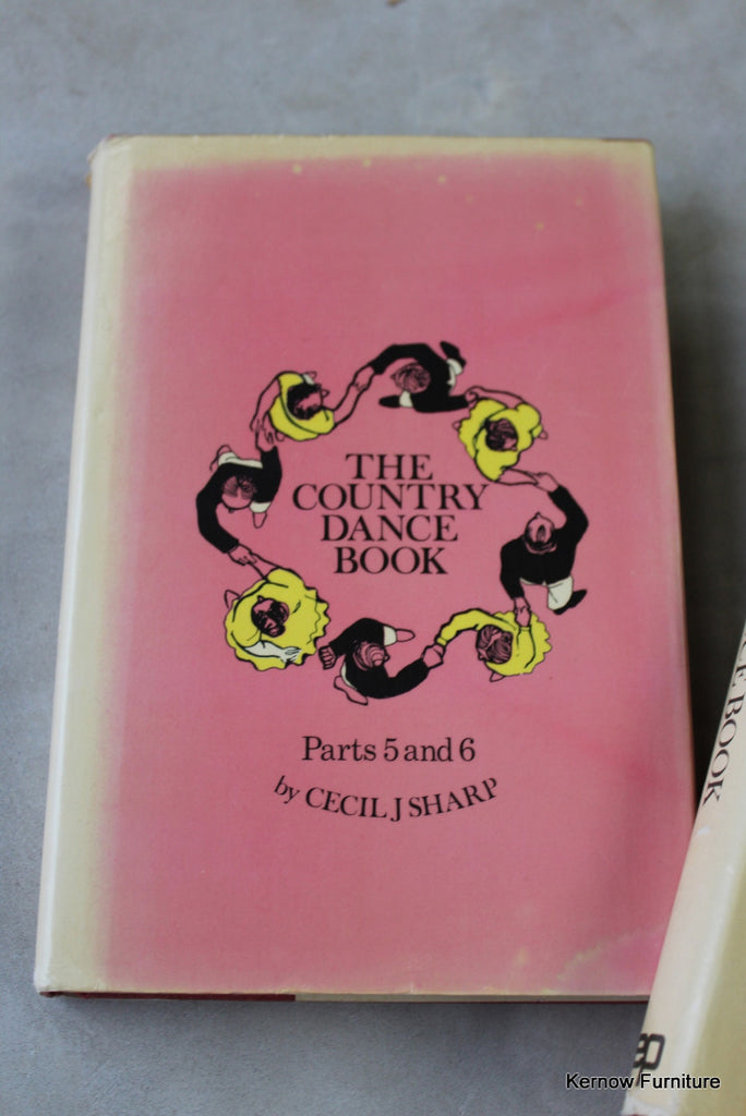 The Country Dance Book Vol 3&4 - Kernow Furniture