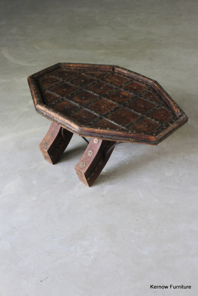 Low Indian Coffee Table