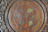 Indian Carved Side Table