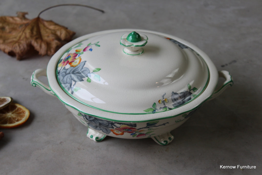 Corona Ware Rosalind Serving Tureen - Kernow Furniture