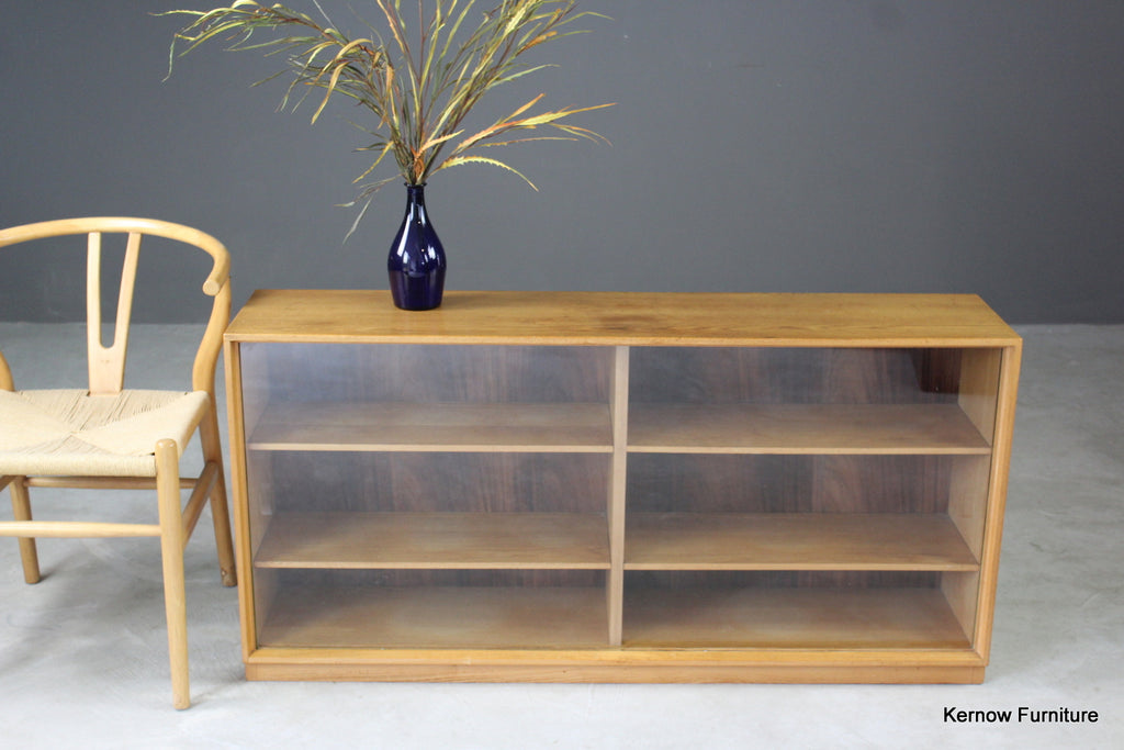 Gordon Russell Ash Bookcase - Kernow Furniture