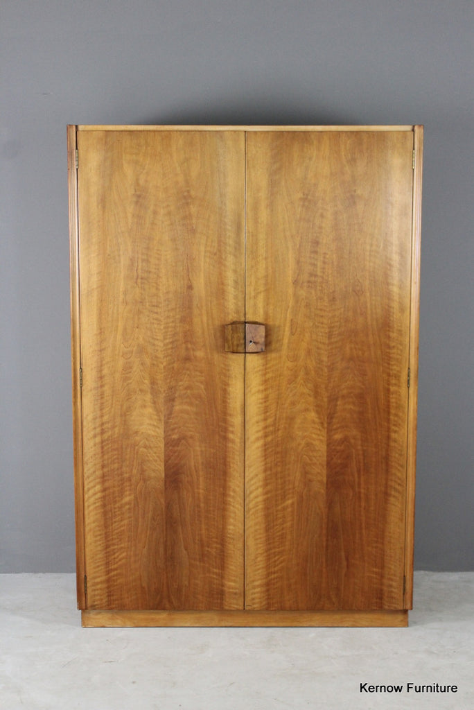 Gordon Russell Walnut Wardrobe