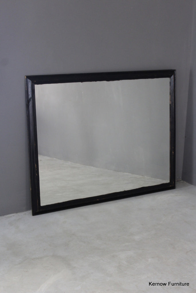 Painted Pine Large Wall Mirror - Kernow Furniture
