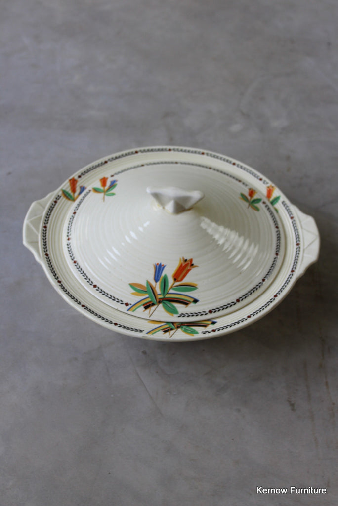 Crown Ducal Vintage Tureen