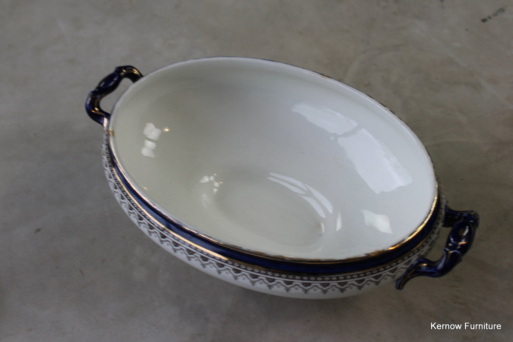 Antique China Tureen - Kernow Furniture