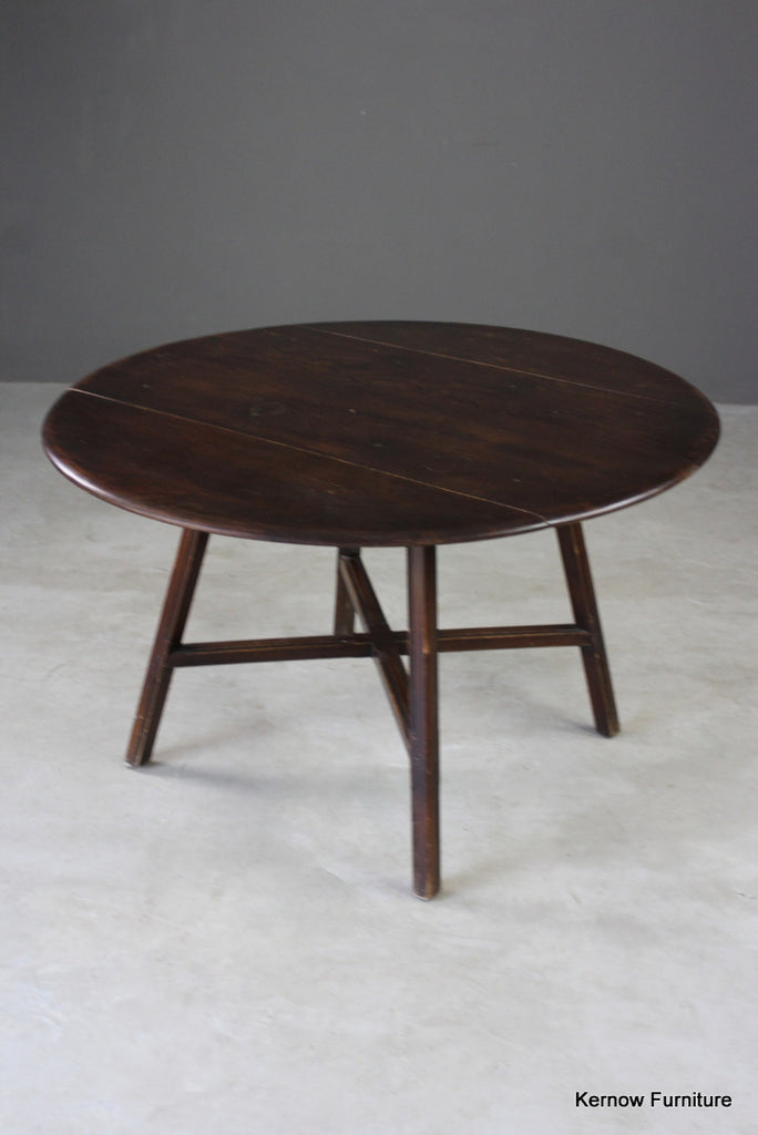 Ercol Drop Leaf Dining Table - Kernow Furniture