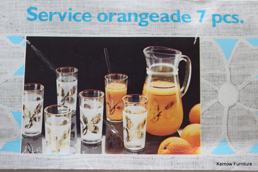 Parigi Orangeade Set - Kernow Furniture