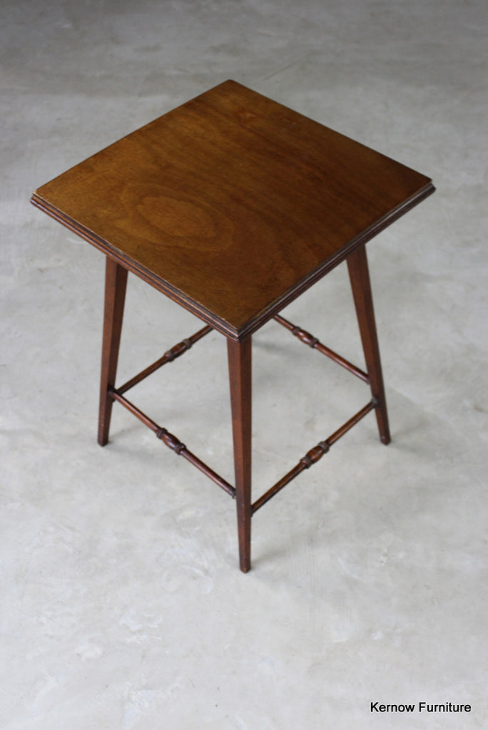 Early 20th Century Side Table - Kernow Furniture