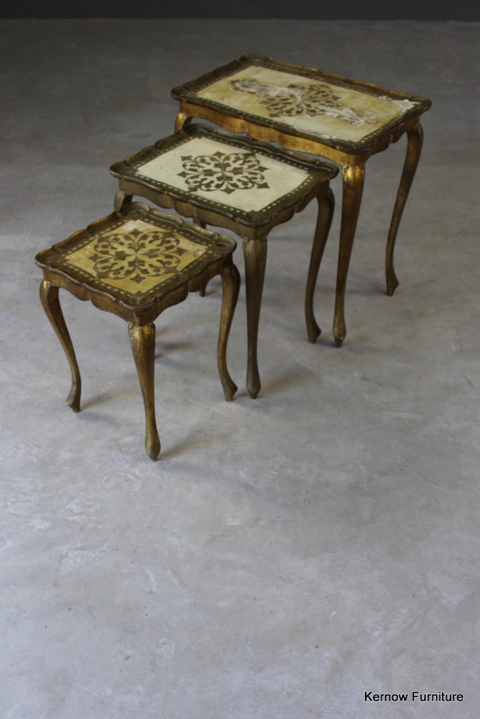 French Style Nest Tables