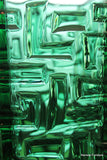 Jiri Brabec Green Glass Vase