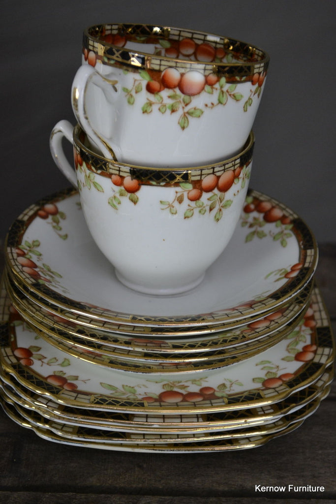 Vintage Sutherland China Tea Set - Kernow Furniture 100s vintage, retro & antique items in stock