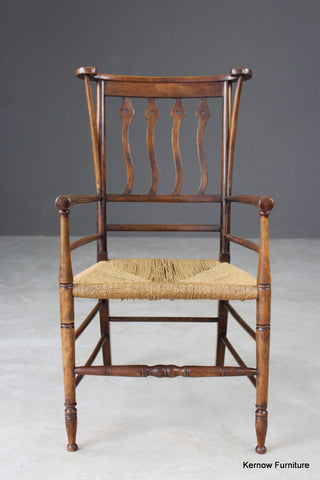 Arts & Crafts Chair