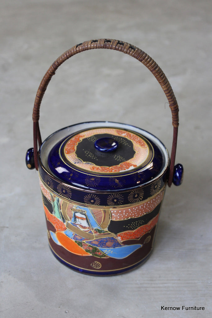 Japanese Biscuit Barrel