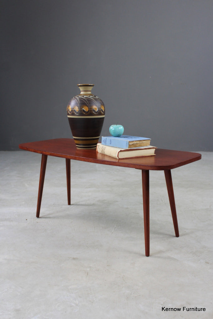 Retro Teak Coffee Table