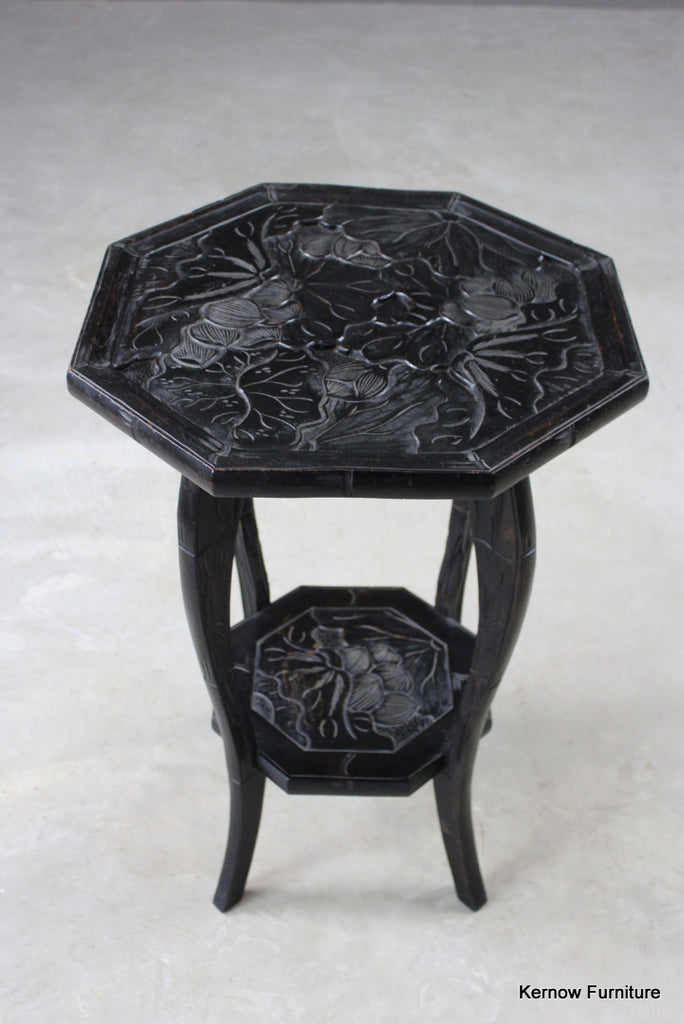 Oriental Side Table - Kernow Furniture