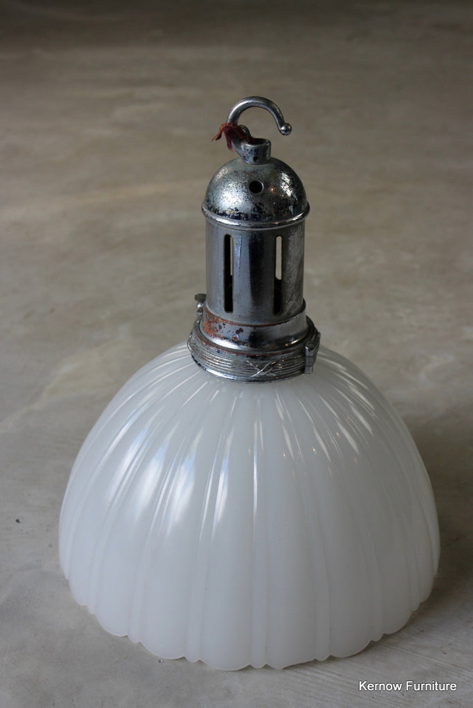 Early 20th Century Pendant Lamp - Kernow Furniture