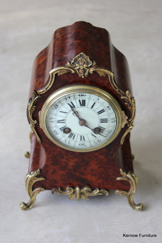 Antique French Clock - Kernow Furniture
