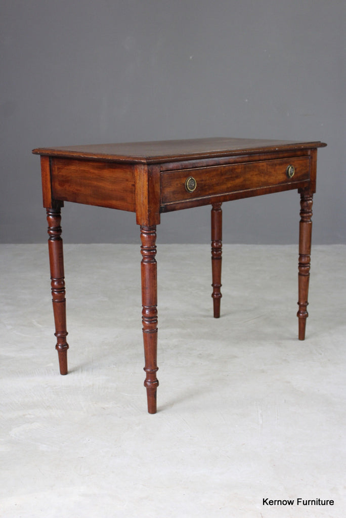 Antique Mahogany Side Table