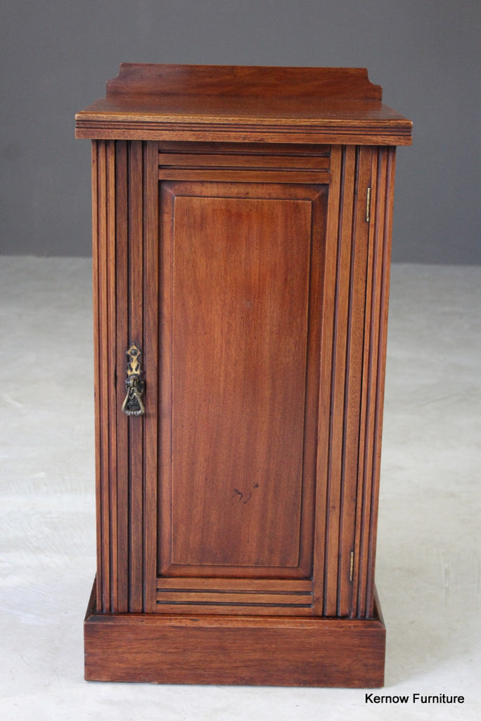 Edwardian Mahogany Pot Cupboard