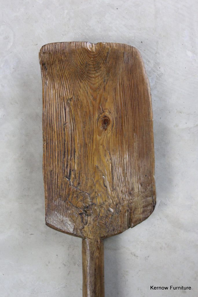 Rustic Malt Shovel - Kernow Furniture