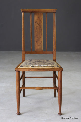 Inlaid Occasional Chair