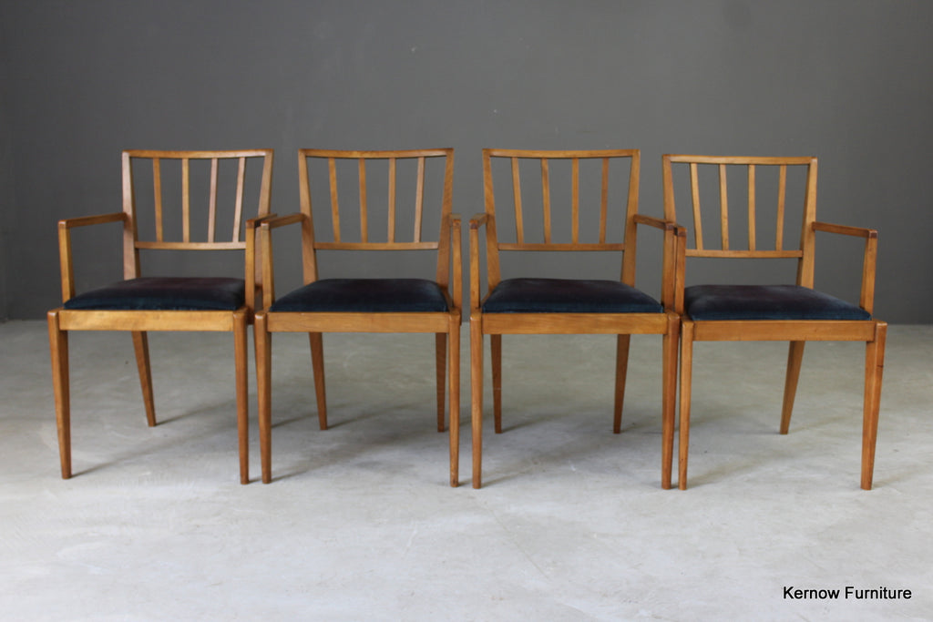 Gordon Russell Utility Furniture Dining Chairs