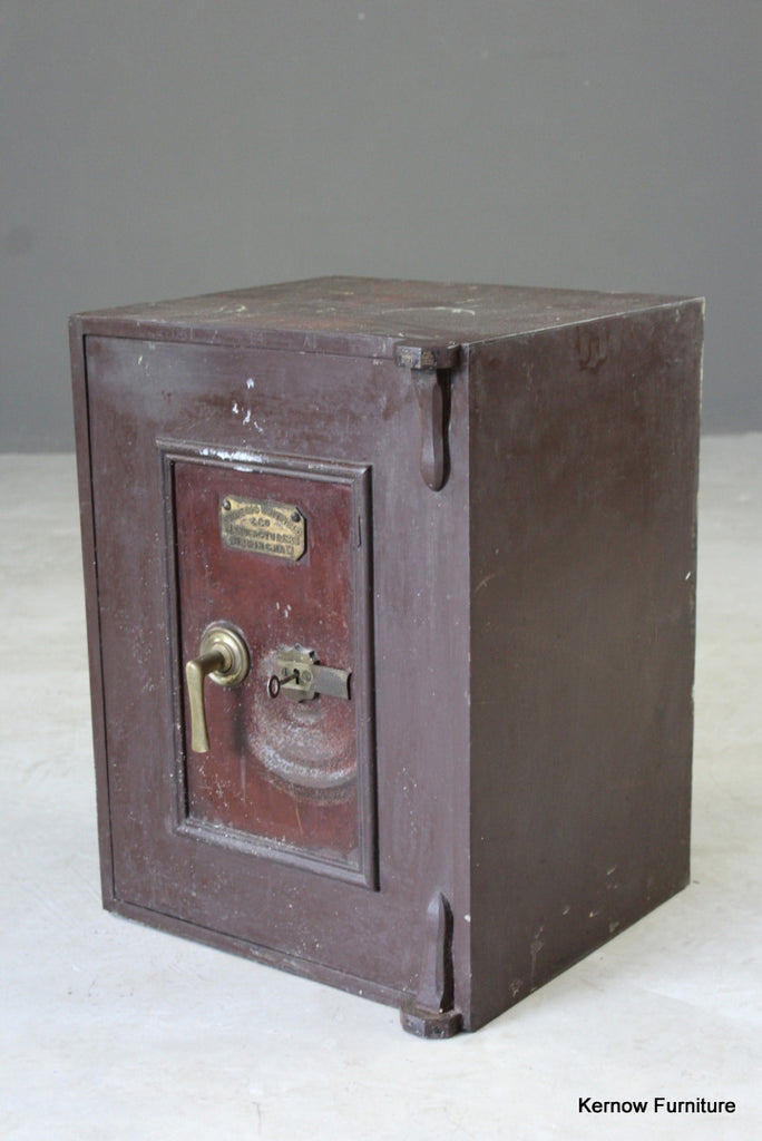 Frederic Whitfield Antique Safe