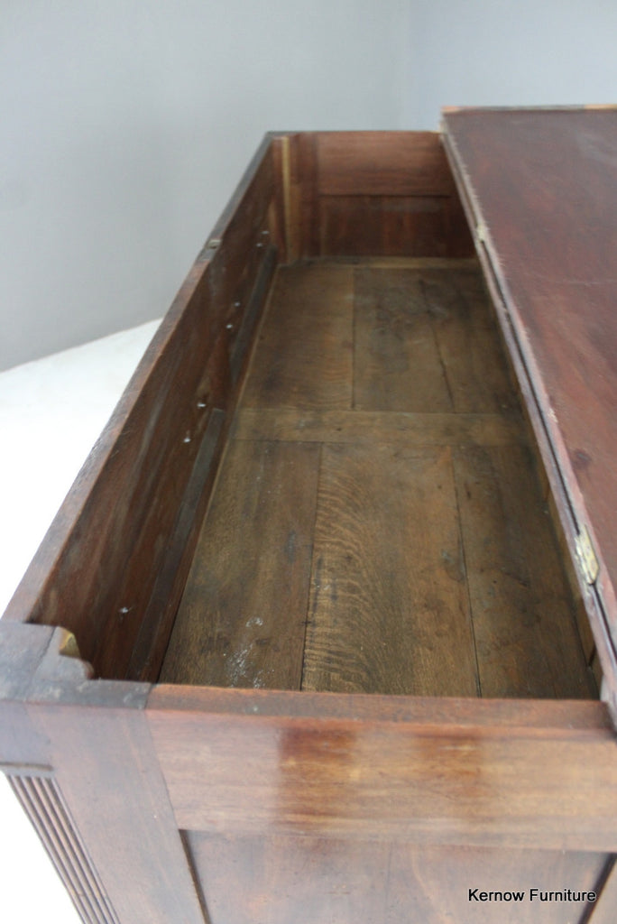 Georgian Mahogany Mule Chest - Kernow Furniture