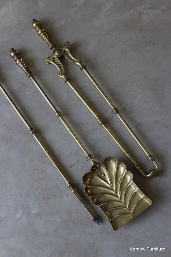 Victorian Fire Companion Set - Kernow Furniture