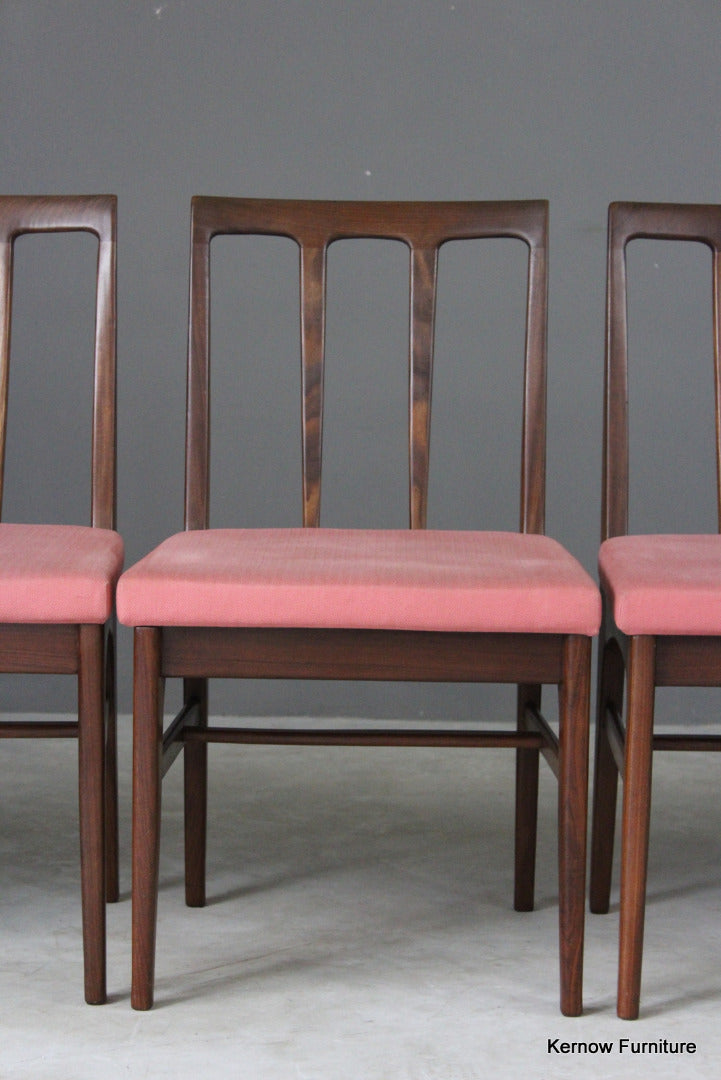 6 Younger Teak Dining Chairs