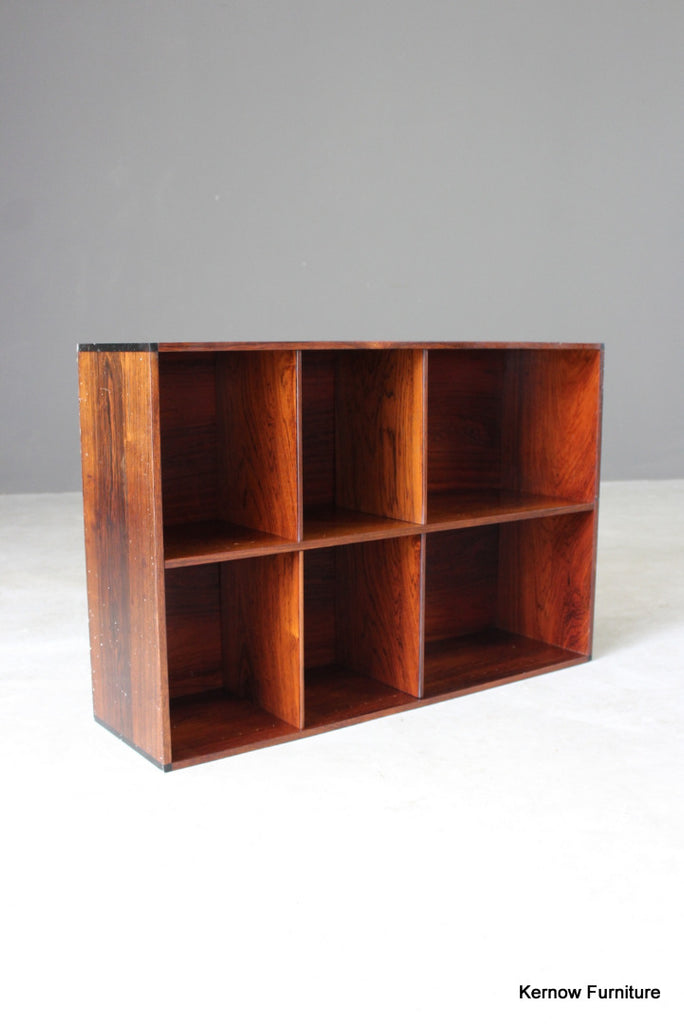 Cado Rosewood Modular Shelving Section