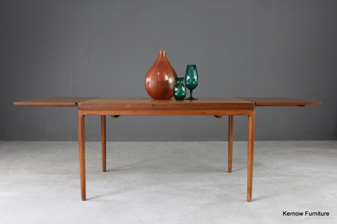 Johannes Andersen for Christian Linneberg Teak Dining Table