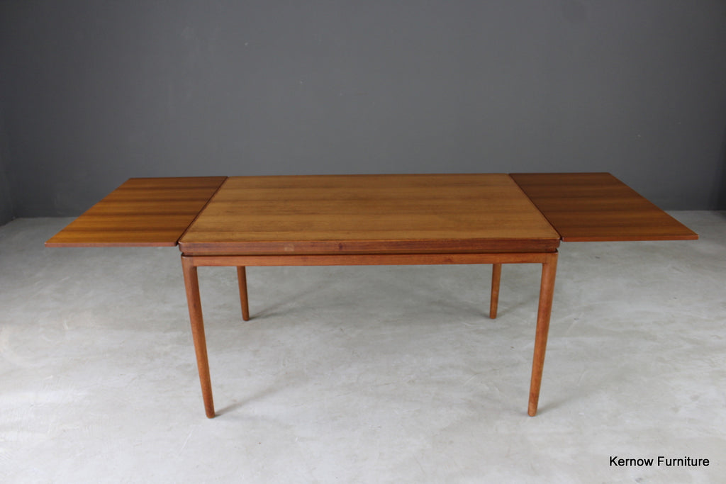 Johannes Andersen for Christian Linneberg Teak Dining Table - Kernow Furniture