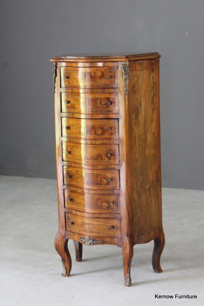 Reproduction French Style Chest of Drawers