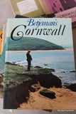 Assorted Cornwall Books - vintage retro and antique furniture
