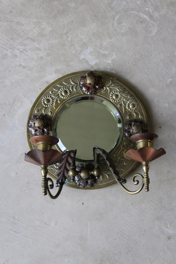 Aesthetic Movement Wall Sconce - vintage retro and antique furniture