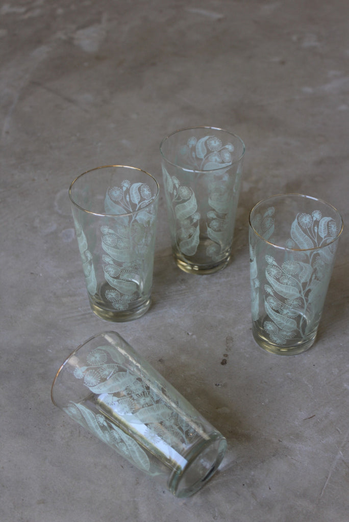 4 Chance Calypto Lemonade Glasses - Kernow Furniture