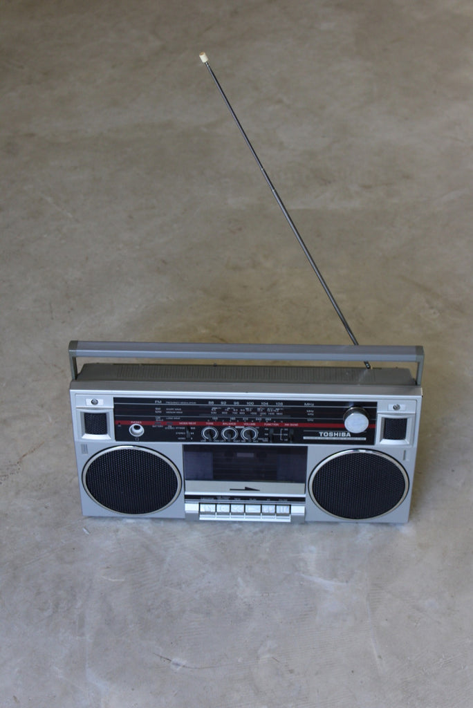 Toshiba RT-6035 Boombox - Kernow Furniture