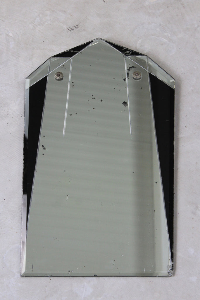 Art Deco Wall Mirror - vintage retro and antique furniture