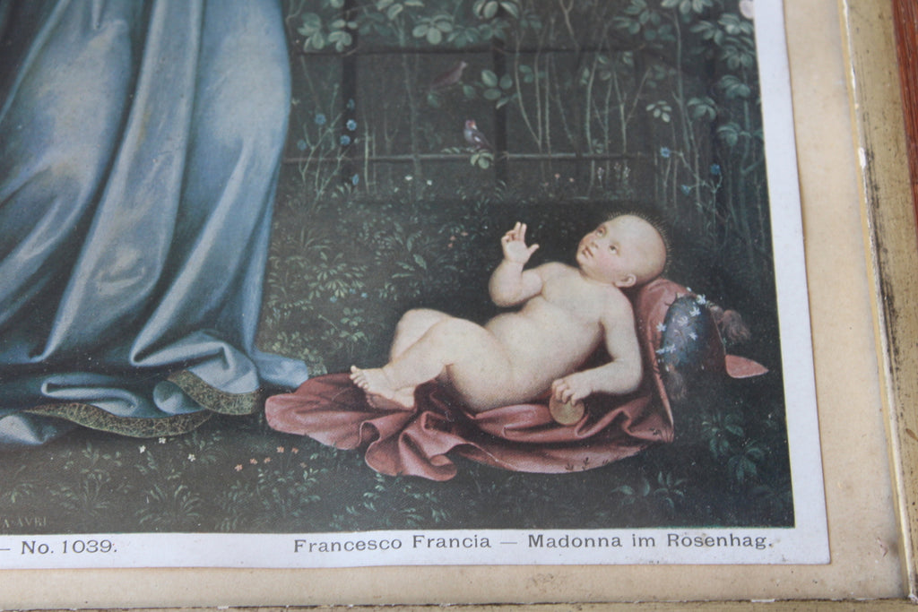The Adoration of the Child - Francesco Raibolini - Kernow Furniture