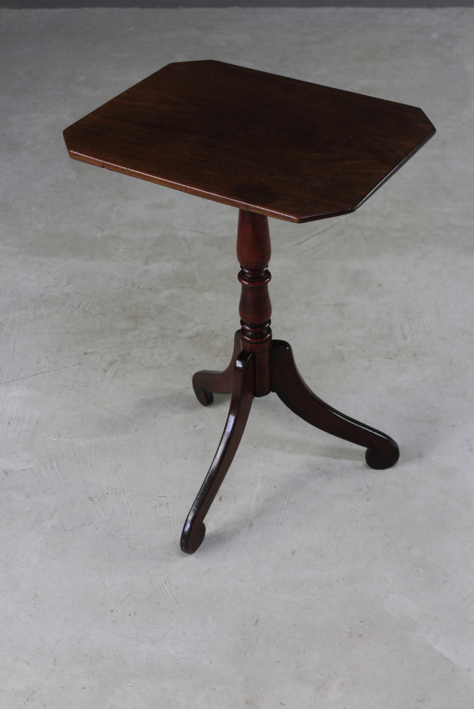 Antique Side Table - Kernow Furniture
