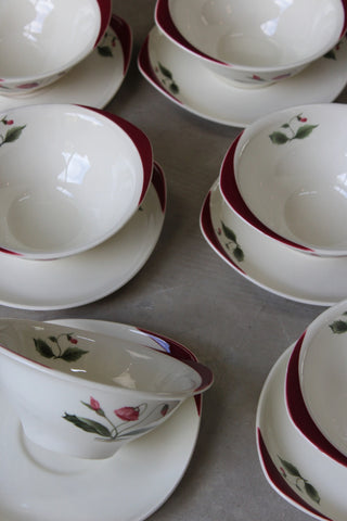 wedgwood mayfair bowls