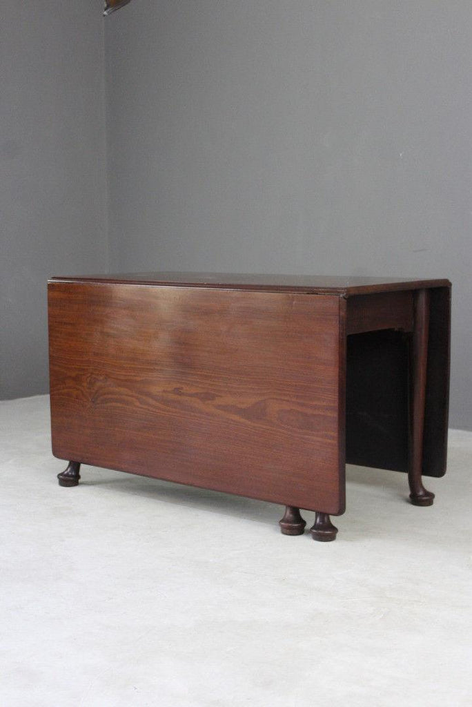 George III Mahogany Drop Leaf Table