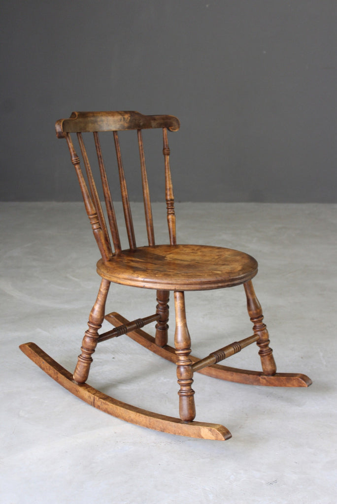 Ibex Rocking Chair - Kernow Furniture