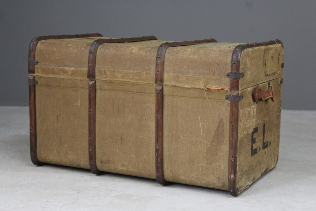Large Bentwood Cabin Trunk - Kernow Furniture