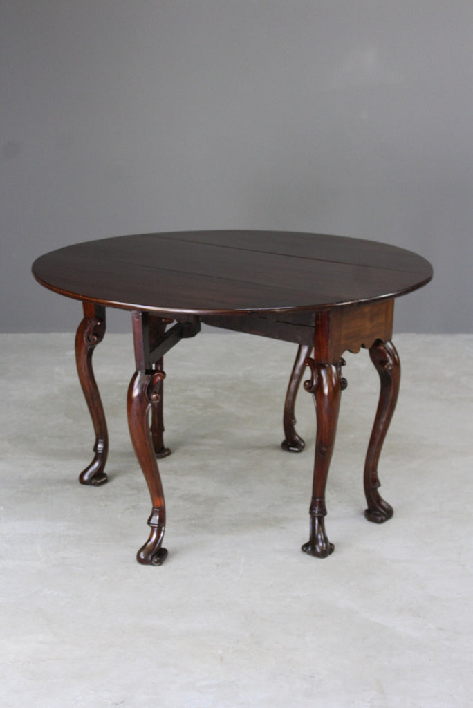 Georgian mahogany table
